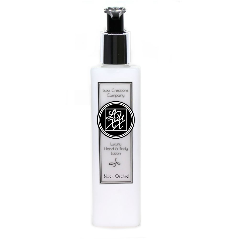 Black Orchid Luxury Hand & Body Lotion - 250ml