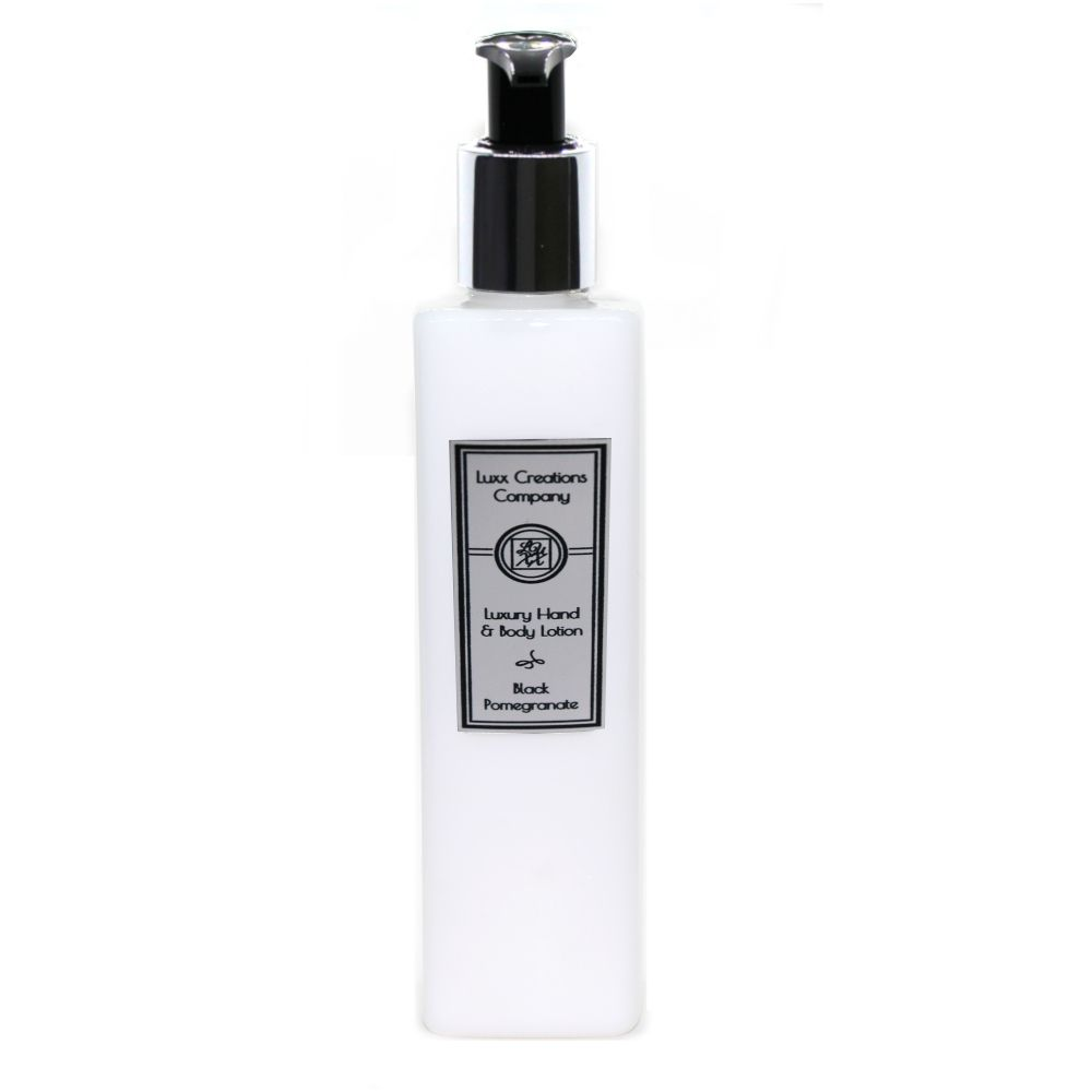 Black Pomegranate Luxury Hand & Body Lotion - 250ml