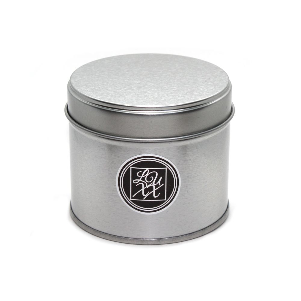 Peony & Blush Suede - Luxury Coconut Wax Candle 190g