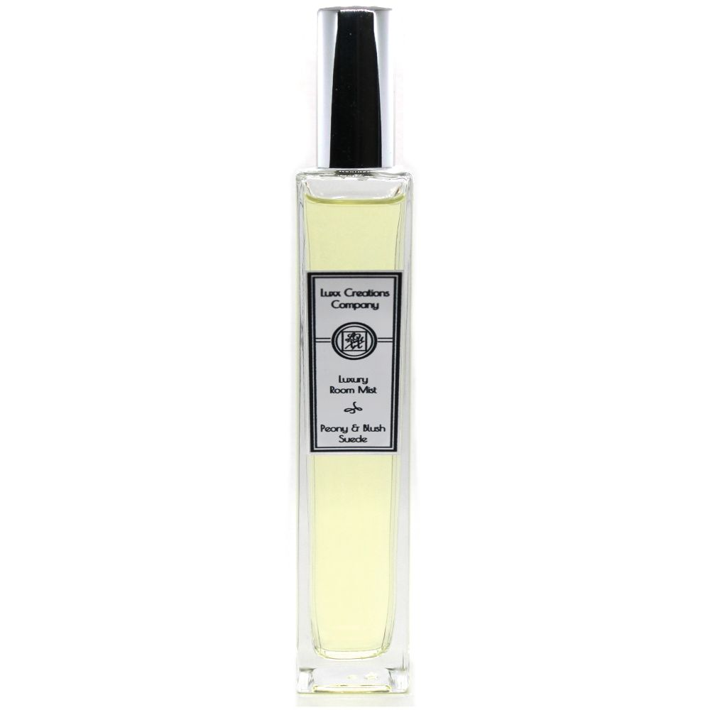 Peony & Blush Suede Luxury Room Mist 100ml